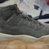 Best Deal Air Jordan Retro 11 Pinnacle 'Grey Suede'