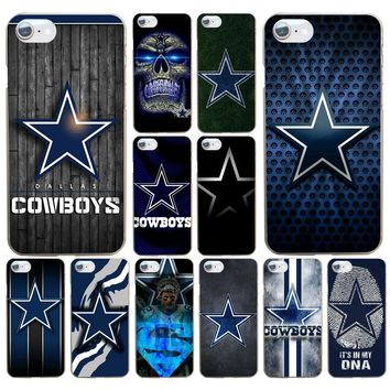68DD Dallas Cowboys Hard Transparent Cover Case for iphone 4 4s fe95f0416