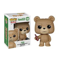 Ted 2 Ted with Beer Pop! Vinyl Figure