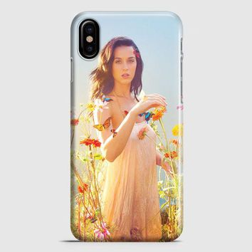 Katy Perry iPhone X Case