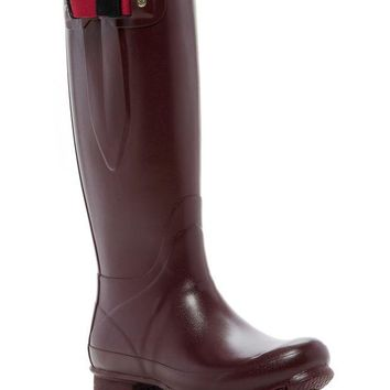 DCCKHB3 Hunter | Norris Field Side Adjustable Rain Boot