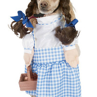 Dorothy Dog Costume - Pet Halloween Costumes Wizard of Oz
