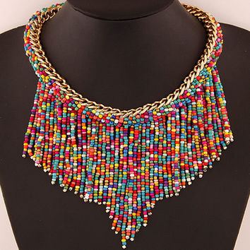New Arrival Stylish Gift Shiny Jewelry Hot Sale Costume Accessory Pendant Necklace [6044403073]
