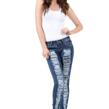 Sweet Look Premium Edition Women's Jeans - Skinny - Style N629A