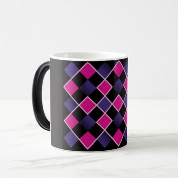 Multi-Colors Diamond Mug