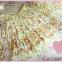 Liz Lisa Floral A-Line Tunic Top (NwoT) from Kawaii Gyaru Shop