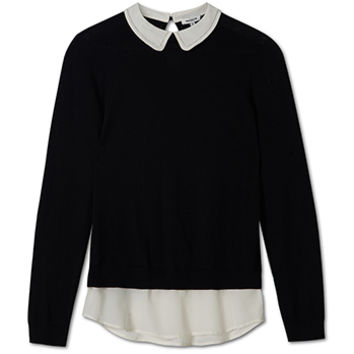 MARCS   Knitwear - SILK LAYERS ARE BETTER THAN SOME JUMPER