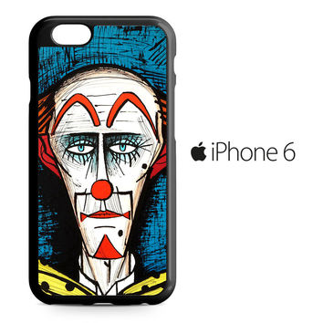 Bernard Buffet Classic Paint iPhone 6 Case
