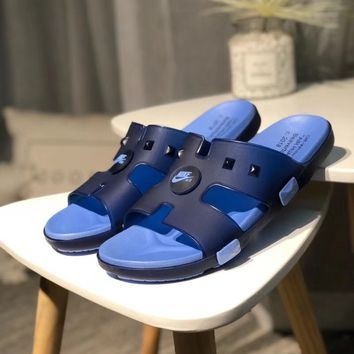NIKE TANJUN SANDAL Man Fashion Flats Slipper Sandals Shoes