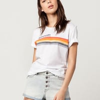 RIP CURL Retro Womens Tee | Graphic Tees