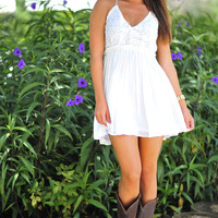 When In Romance Dress: Ivory | Hope's