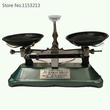 500g / 0.5g lab balance Pallet balance Plate rack scales mechanical scales Students Scales for pharmaceuticals With weights