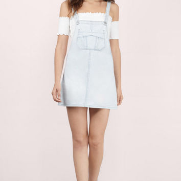 RES Denim Rosanna Pinafore Dress