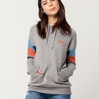 RVCA Loop Back Womens Hoodie | Sweatshirts + Hoodies