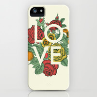 Love iPhone & iPod Case by Rachel Caldwell