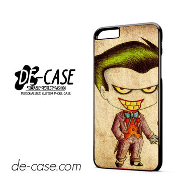 Harley Quinn And Joker Art Couple Case Device 1 DEAL-5069 Apple Phonecase Cover For Iphone 6/ 6S Plus