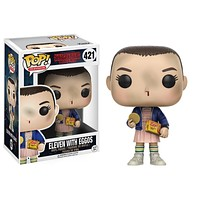 Eleven with Eggos Funko Pop! Television Stranger Things