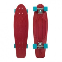 "Penny Skateboards USA Penny Organic 27"" Maroon - PENNY ORGANIC - SHOP ONLINE"