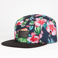 Vans Willa Womens 5 Panel Hat Black One Size For Women 25101110001