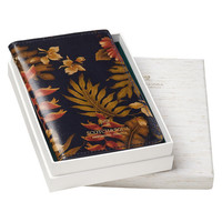 Leather passport holder - Scotch & Soda