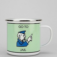 "Monopoly ""Go To Jail"" Mug"