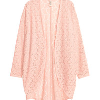 Lace Cardigan - from H&M
