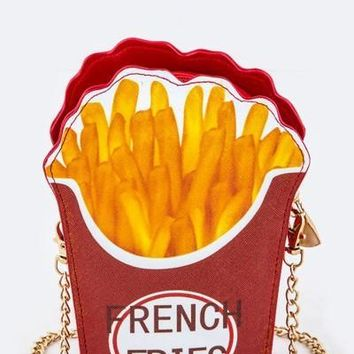 Order of French Fries Handbag