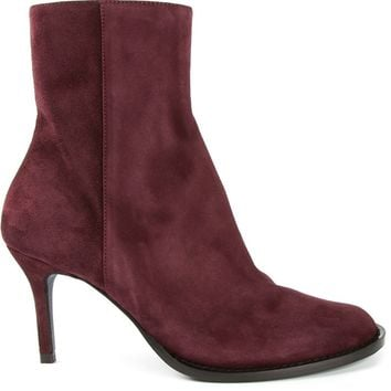 Ann Demeulemeester stiletto ankle boots