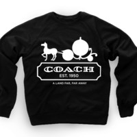 Pumpkin Coach Sweater