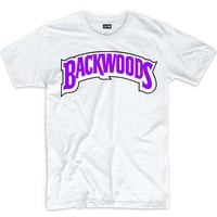 BACKWOODS PURPLE TEE