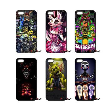 At Freddy pizzeria Hard Phone Case Cover For Moto E E2 E3 G G2 G3 G4 G5 PLUS X2 Play Nokia 550 630 640 650 830 950