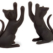 Cat Bookends - Set of 2