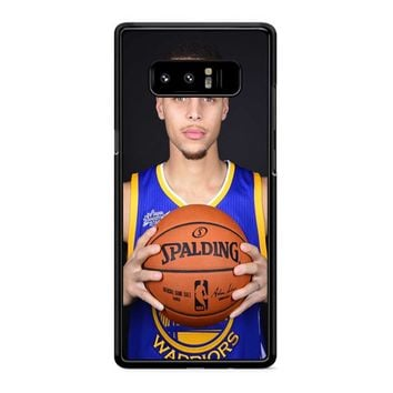 Stephen Curry 2 Samsung Galaxy Note 8 Case