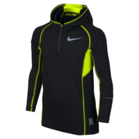 Nike Pro Hyperwarm Max Flash Boys' Hoodie