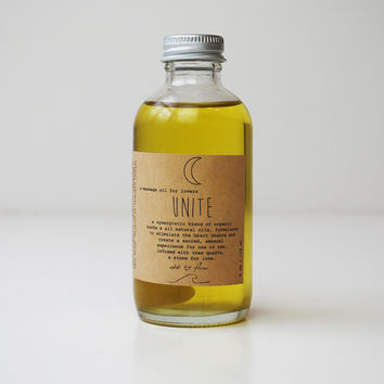 """Unite"" Massage Oil"