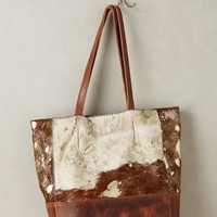 Brave Leather Imogen Tote in Brown Size: One Size Bags