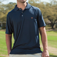 The Bermuda Performance Polo - Solid