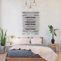 Almost Cozy glitch Wall Hanging by duckyb