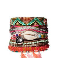 Hipanema Mexico Friendship Bracelet