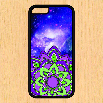 Mandala in Space V2 PC SEC1 Print Design Art iPhone 4 / 4s / 5 / 5s / 5c /6 / 6s /6+ Apple Samsung Galaxy S3 / S4 / S5 / S6