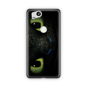 Toothless How To Train Your Dragon Google Pixel 3 XL Case | Casefantasy