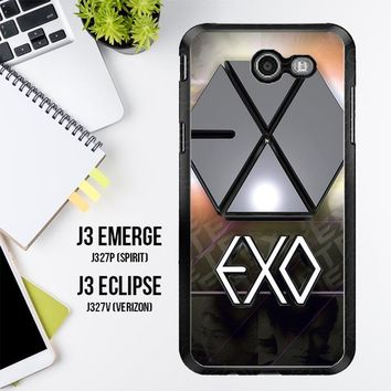 Exo Planet Wallpaper Y1794 Samsung Galaxy J3 Emerge, J3 Eclipse , Amp Prime 2, Express Prime 2 2017 SM J327 Case