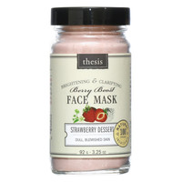 Facial Mask Strawberry Dessert