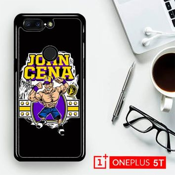 John Cena Cenation Cartoon V0479  OnePLus 5T / One Plus 5T Case