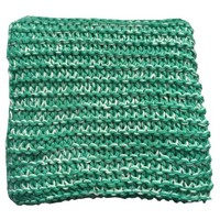 Threshold Turquoise Chunky Knit Throw