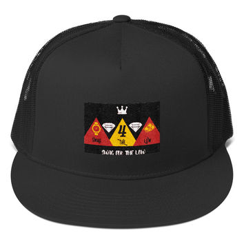 Swag For The Low Trucker Cap