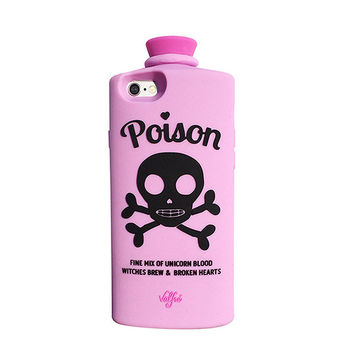 Pink Poison 3D Iphone 7 6 6S Plus Case£¨More Colors£©
