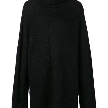 DCCKIN3 Urban Zen speckle oversized sweater