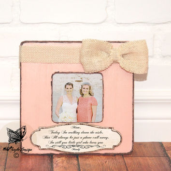 Wedding gifts for Parents Thank you Wedding Parents Gift Parents of the Bride Gift Mother of the Bride gift Parents Thank You Gift Parent
