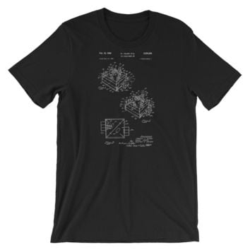 Toy Boxers Patent T-Shirt